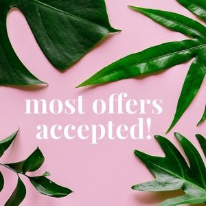Other - • All Reasonable Offers Considered •